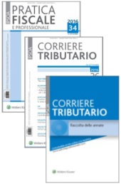 Offerta Corriere Tributario + Cd Raccolta annate