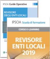 Offerta Corso elearning + volume Revisore Enti locali