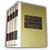 Offerta: Digesto - indici + Digesto civile_XII agg.