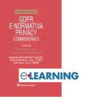 Offerta GDPR e Normativa Privacy  + GDPR Corso e-learning
