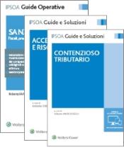 Offerta Ipsoa: Accertamento e riscossione + Sanzioni + Contenzioso tributario