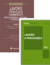Offerta Ipsoa: Lavoro formulario + In Pratica carta