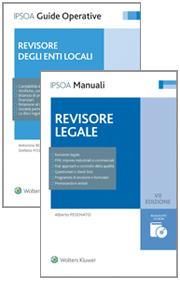 Offerta Manuale Revisore Legale + Revisore degli Enti Locali