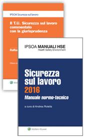 Offerta Manuale Sicurezza sul lavoro + Testo Unico Sicurezza sul Lavoro