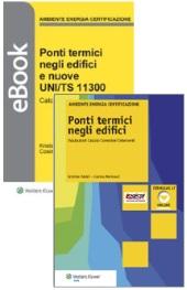 Offerta: Ponti termici + eBook - Ponti termici negli edifici e nuove UNI/TS 11300