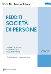 Offerta: Redditi società di persone - Digitale sempre aggiornato + Redditi Società di persone versione carta