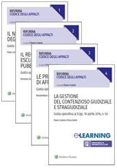 Offerta Riforma Codice Appalti 4 e-learning