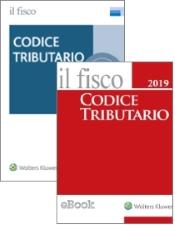 Offerta il Fisco: Codice Tributario 2019 + eBook - Codice Tributario 2019 pocket