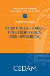 Offerta pubblica di acquisto: poteri e responsabilità degli amministratori