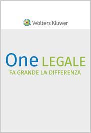 One LEGALE - Speciale prova 3 mesi