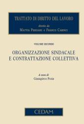 Organizzazione sindacale e contrattazione collettiva