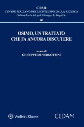Osimo, un trattato che fa ancora discutere