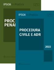 PROCEDURA CIVILE E ADR + PROCEDURA PENALE (Formula Sempre Aggiornati Carta + Digitale)