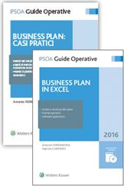 """Pacchetto """"Business plan"""":  Manuale + Casi"""