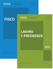 Paghi 1 prendi 2! Fisco + Lavoro e Previdenza