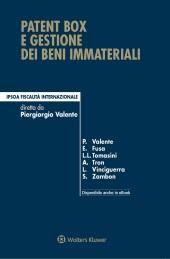 Patent box e gestione dei beni immateriali