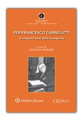 Per Francesco Carnelutti