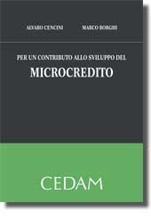 Per un contributo allo sviluppo del Microcredito