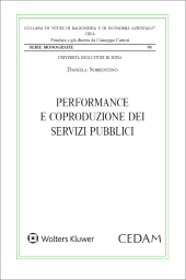 Performance e coproduzione dei servizi pubblici