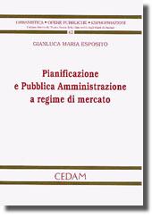 Pianificazione e Pubblica Amministrazione a regime di mercato