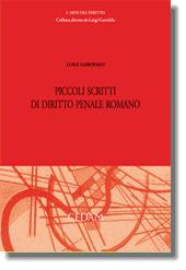 Piccoli scritti di diritto penale romano