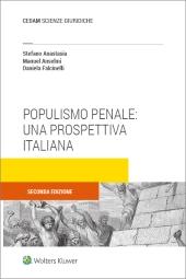 Populismo penale: una prospettiva italiana