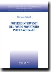Poteri e interventi del fondo monetario internazionale