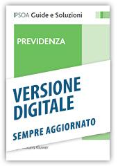 Previdenza - Libro Digitale sempre aggiornato