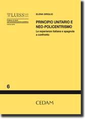 Principio unitario e neo-policentrismo