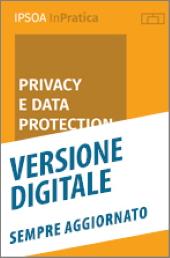 Privacy e data protection versione digitale