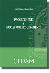 Procedimenti e processualprocedimento