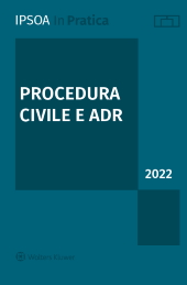 Procedura civile e ADR