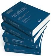Procedura penale - Teoria e pratica del processo - 4 Tomi