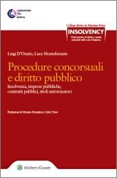 Procedure concorsuali e diritto pubblico