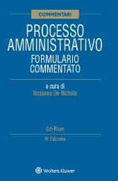 Processo Amministrativo - Formulario Commentato