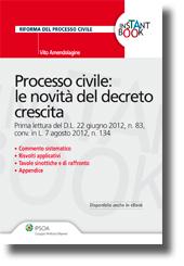 Processo civile: le novità del decreto crescita