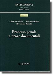 Processo penale e prove documentali
