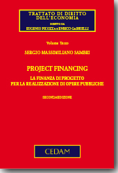 Project financing.