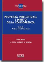 Proprietà intellettuale e diritto della concorrenza - Volume II: La tutela dei diritti di privativa