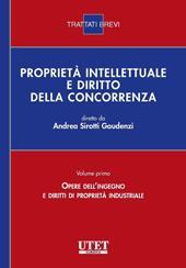 Proprietà intellettuale e diritto della concorrenza - Volume I: opere dell'ingegno e diritti di proprietà industriale
