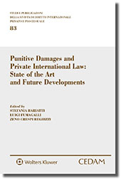 Punitive damages and private international law: state of the art and future developments