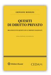 Quesiti di diritto privato