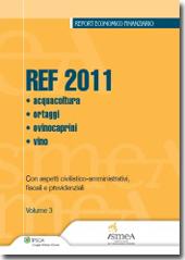 REF 2011: acquacoltura - ortaggi - vinocaprini - vino