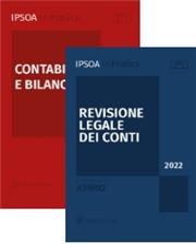REVISIONE LEGALE DEI CONTI + CONTABILITA' E BILANCIO (Formula Sempre Aggiornati Carta + Digitale)