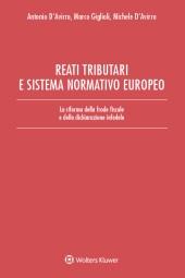 Reati tributari e sistema normativo europeo