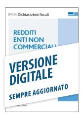 Redditi Enti non commerciali - Libro digitale sempre aggiornato