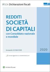 Redditi Società di capitali - Formula Sempre Aggiornati