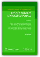 Regole europee e processo penale