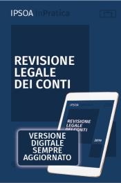 Revisione Legale dei Conti - Libro Digitale Sempre aggiornato