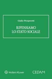 Ripensiamo lo stato sociale